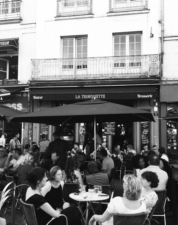 La Trinquette Bistrot Convivial Au Cœur De Nantes